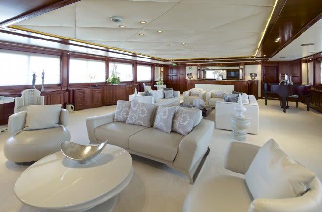M/Y O'Mega Yacht #10