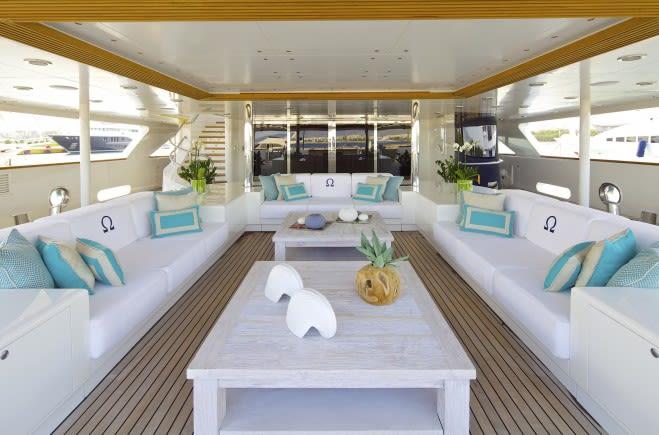 M/Y O'Mega Yacht #5