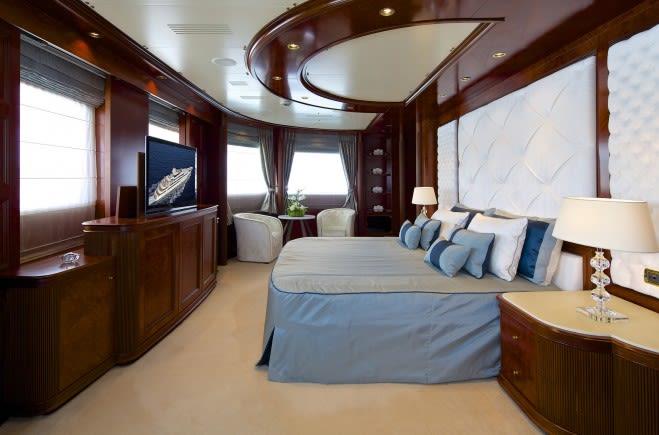 M/Y O'Mega Yacht #18