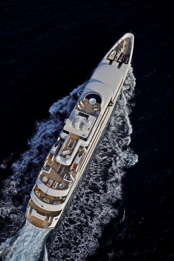 M/Y O'Mega Yacht #3