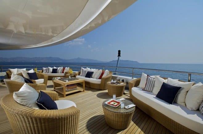 M/Y O'Mega Yacht #4