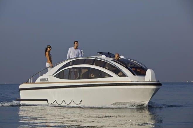 M/Y O'Mega Yacht #27