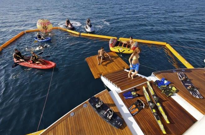 M/Y O'Mega Yacht #26