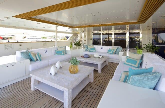 M/Y O'Mega Yacht #6