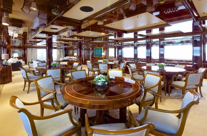 M/Y O'Mega Yacht #13
