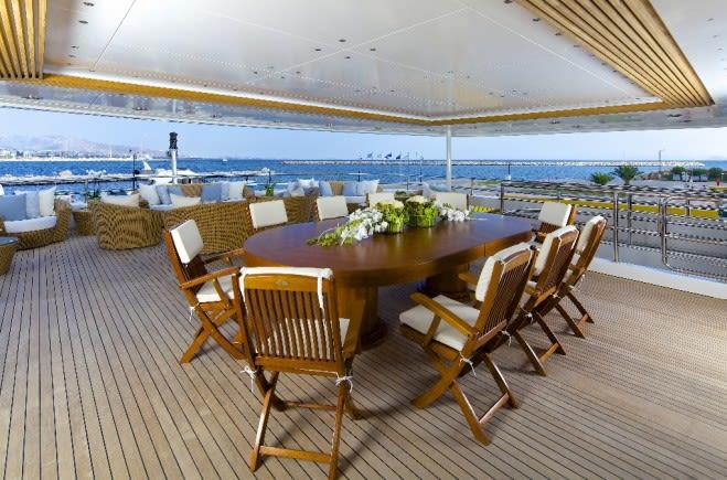 M/Y O'Mega Yacht #8