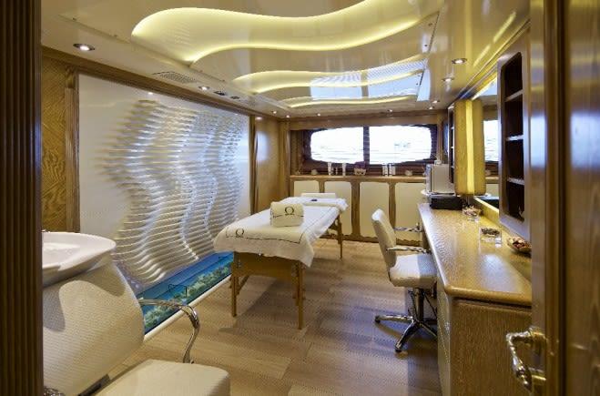 M/Y O'Mega Yacht #22