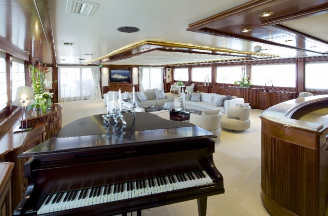 M/Y O'Mega Yacht #11