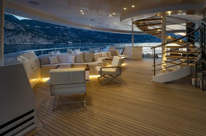 M/Y Serenity Yacht #11