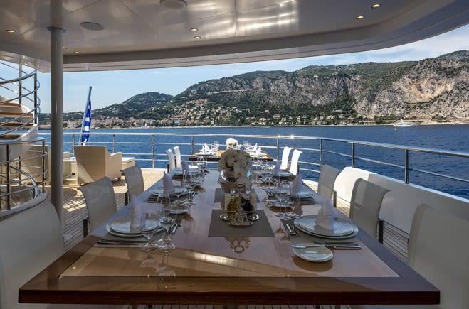 M/Y Serenity Yacht #12