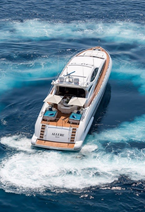 M/Y Allure Yacht #2