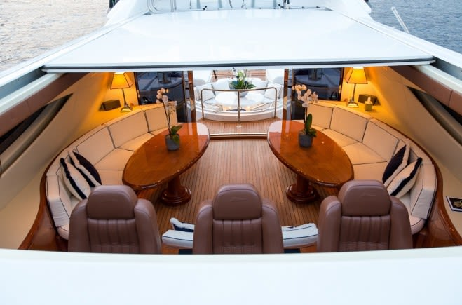 M/Y Allure Yacht #13