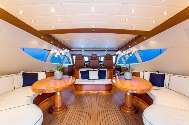 M/Y Allure Yacht #12