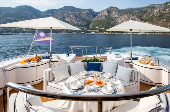 M/Y Allure Yacht #8