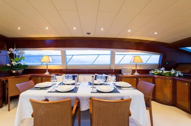 M/Y Allure Yacht #14