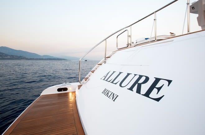 M/Y Allure Yacht #26