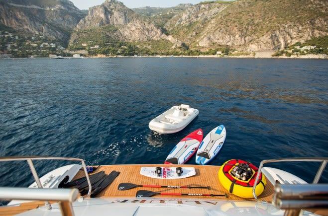 M/Y Allure Yacht #21