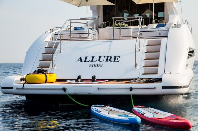 M/Y Allure Yacht #22