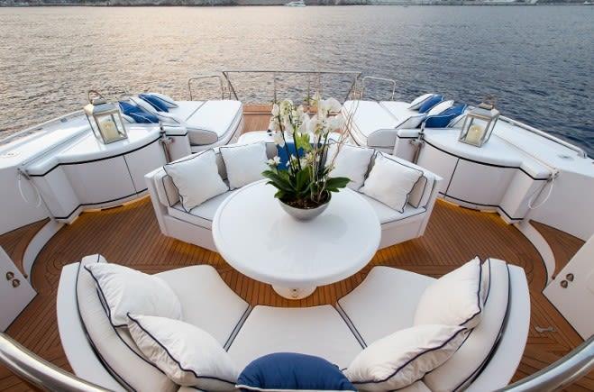 M/Y Allure Yacht #9