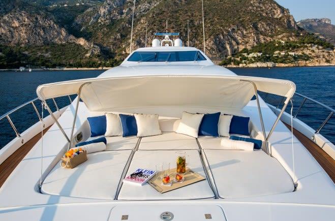 M/Y Allure Yacht #7