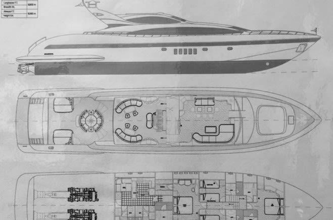 M/Y Allure Yacht #27