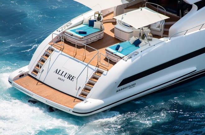 M/Y Allure Yacht #25