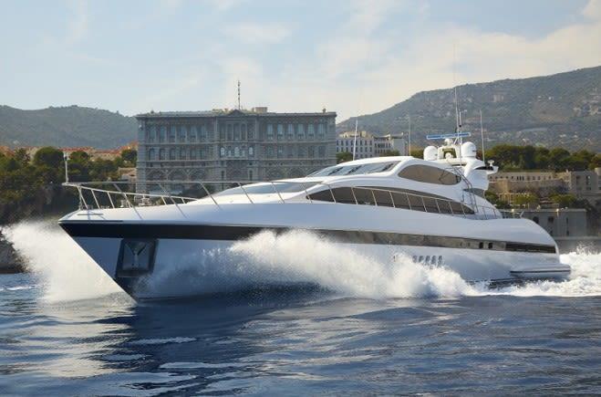 M/Y Allure Yacht #4
