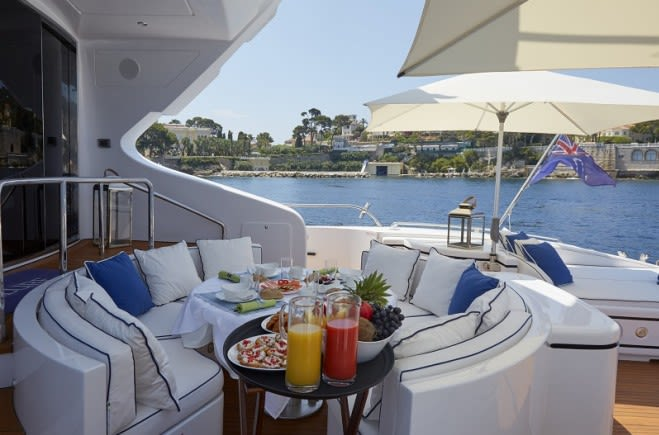 M/Y Allure Yacht #10