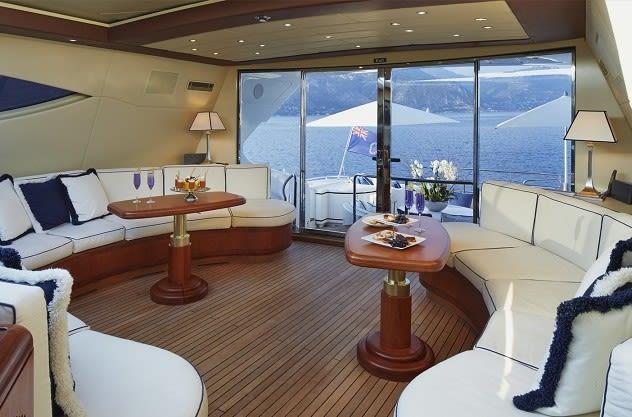 M/Y Allure Yacht #11