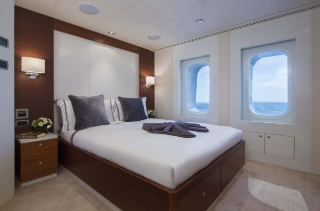 M/Y Big Sky Yacht #22