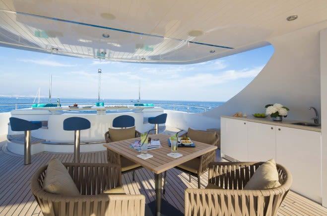 M/Y Big Sky Yacht #7