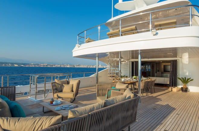 M/Y Big Sky Yacht #25