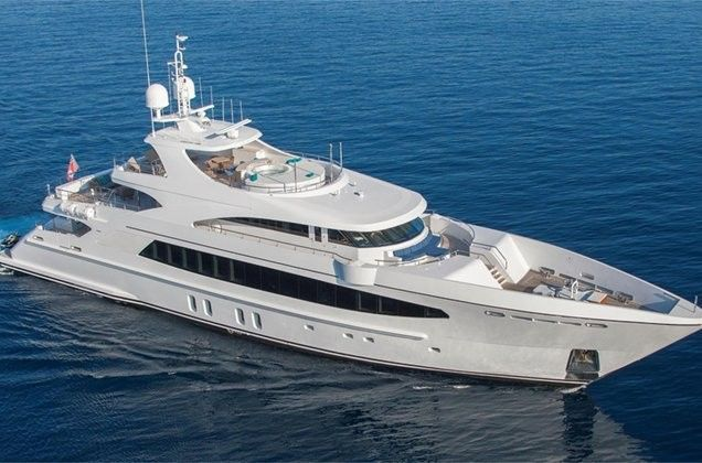 M/Y Big Sky Yacht #1