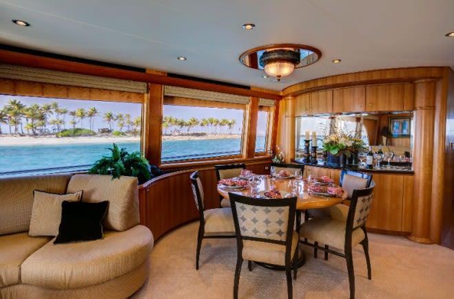M/Y Equinox Yacht #9