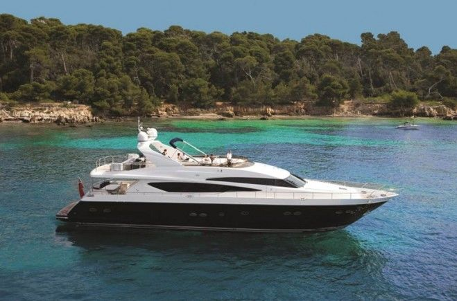 M/Y Molly Malone Yacht #1