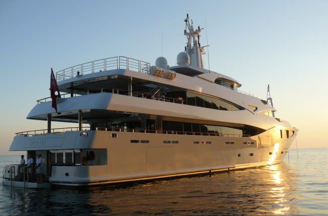 M/Y Maraya Yacht #18
