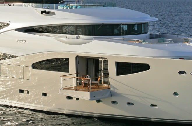 M/Y Maraya Yacht #21