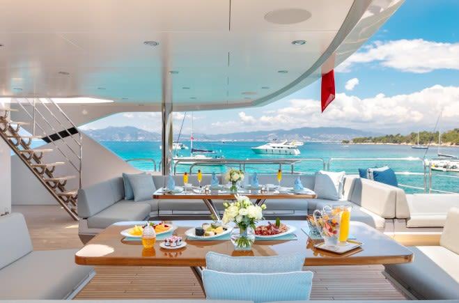 M/Y ARADOS Yacht #7