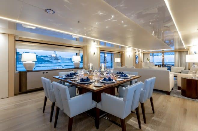 M/Y ARADOS Yacht #10