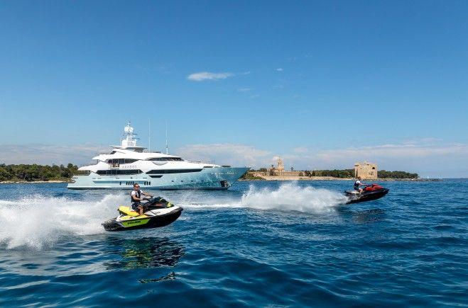 M/Y ARADOS Yacht #1