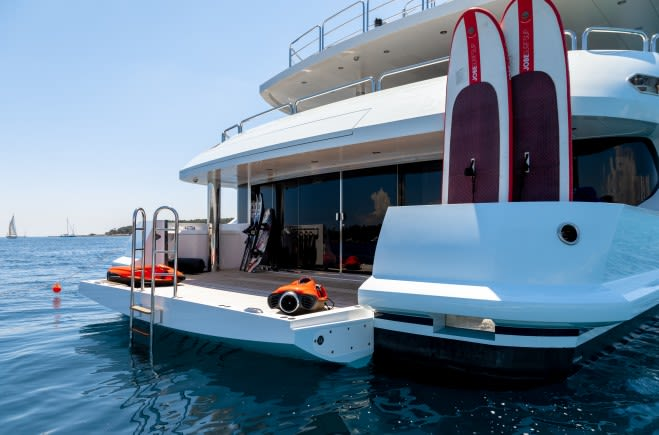 M/Y ARADOS Yacht #4