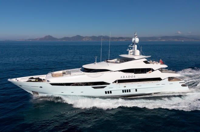 M/Y ARADOS Yacht #2