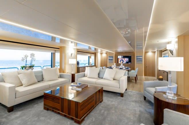 M/Y ARADOS Yacht #8