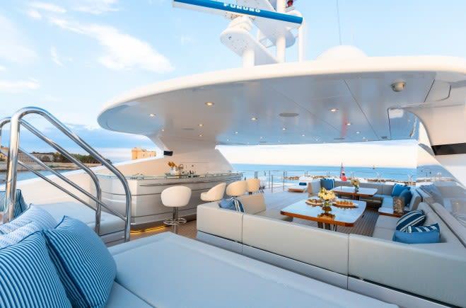 M/Y ARADOS Yacht #6