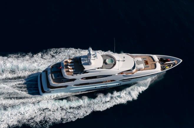 M/Y ARADOS Yacht #3