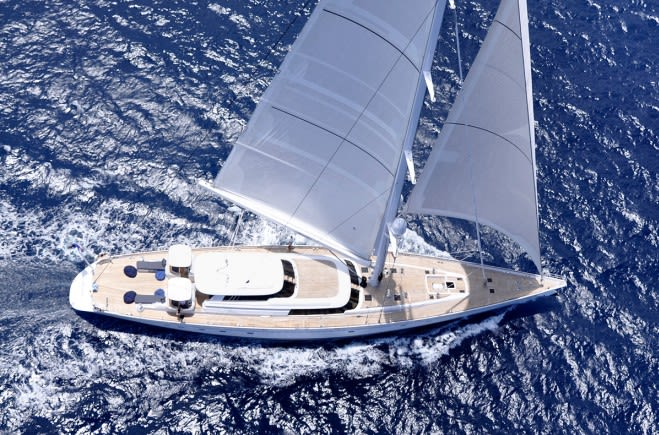 S/Y Hyperion Yacht #3