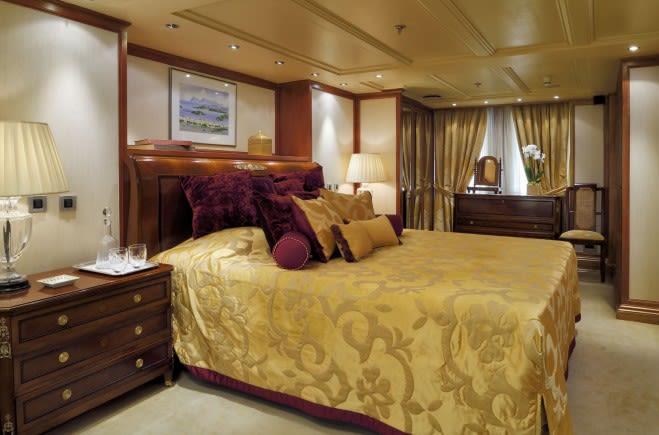 M/Y Christina O Yacht #34