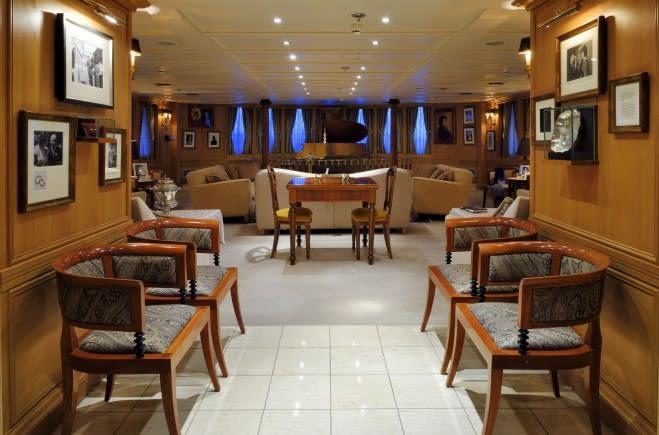 M/Y Christina O Yacht #19
