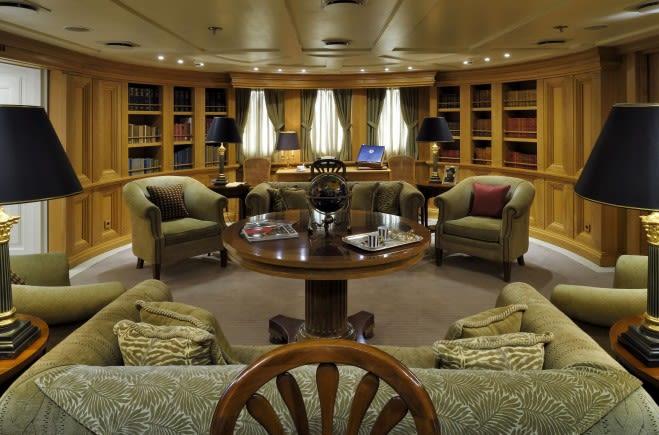 M/Y Christina O Yacht #25
