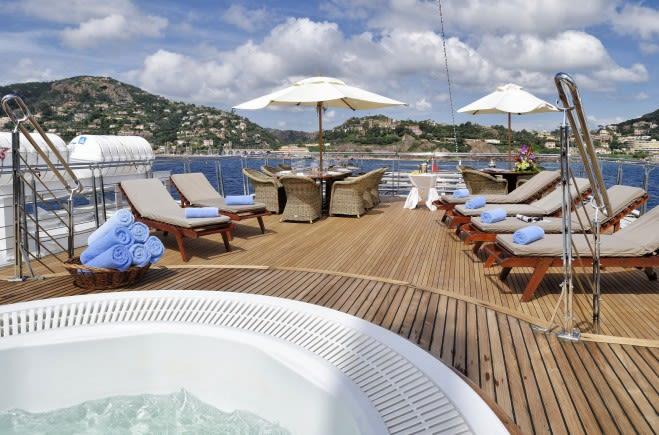 M/Y Christina O Yacht #9